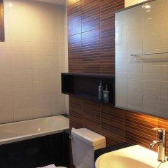 Отель Pt Court Бангкок ванная