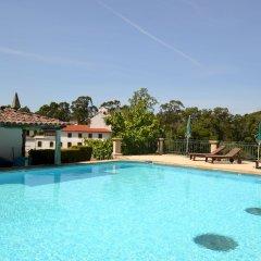 Отель Quinta do Convento da Franqueira бассейн фото 2