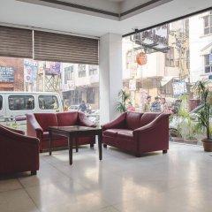 Hotel Krishna интерьер отеля фото 2