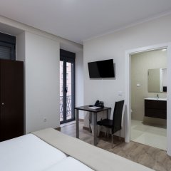 Отель Universo Romântico Guesthouse & Spa удобства в номере