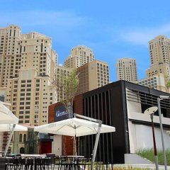 Отель Amwaj Rotana, Jumeirah Beach - Dubai фото 5