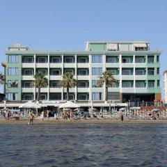 Vivas Hotel пляж
