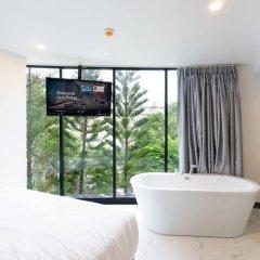Отель STAY Hotel Bangkok Таиланд, Бангкок - отзывы, цены и фото номеров - забронировать отель STAY Hotel Bangkok онлайн ванная