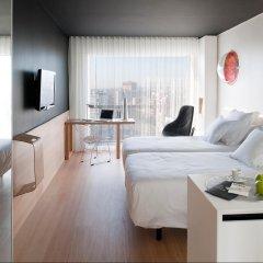 Отель Barceló Hotel Sants Испания, Барселона - 10 отзывов об отеле, цены и фото номеров - забронировать отель Barceló Hotel Sants онлайн комната для гостей фото 4
