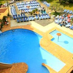 Aqua Hotel Montagut Suites бассейн фото 2