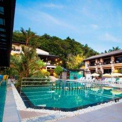 Отель Anyavee Ban Ao Nang Resort бассейн фото 3