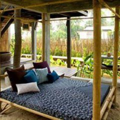 Отель La A Natu Bed & Bakery балкон