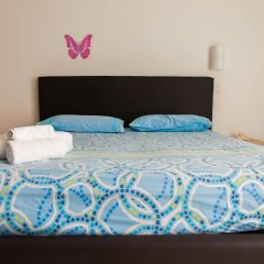 Отель Residence Acqua Suite Marina Римини комната для гостей
