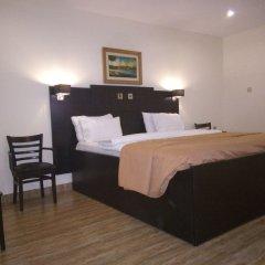 Eden Crest Hotel & Resort Энугу комната для гостей фото 4