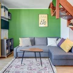 Апартаменты Dom&House - Apartment Smart Studio Sopot комната для гостей фото 3