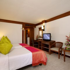 Отель Kamala Beach Resort A Sunprime Resort Пхукет комната для гостей