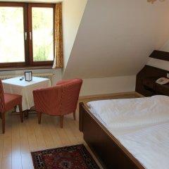 Отель Schoene Aussicht Зальцбург в номере