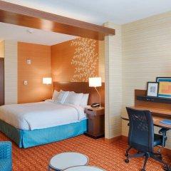 Отель Fairfield Inn & Suites by Marriott Columbus Dublin удобства в номере