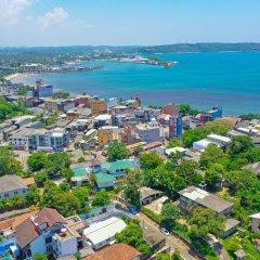 Отель Mount Marina Villas пляж