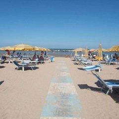Отель Residence Sottovento пляж