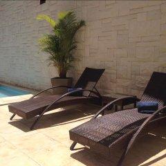 Отель Latitud 15 Сан-Педро-Сула бассейн фото 3