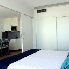 Отель Blaumar Hotel Salou Испания, Салоу - 7 отзывов об отеле, цены и фото номеров - забронировать отель Blaumar Hotel Salou онлайн удобства в номере