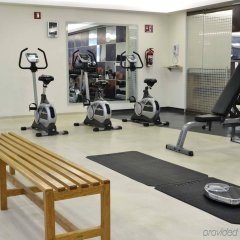 Holiday Inn Hotel & Suites Medica Sur Мехико фитнесс-зал