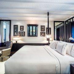 Отель THE SIAM Бангкок комната для гостей фото 5