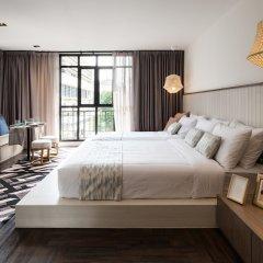 Warm Window Silom - Hostel Бангкок комната для гостей фото 5