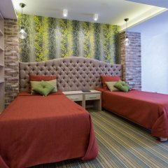 Гостиница Талисман комната для гостей фото 4