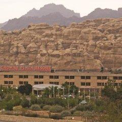 Отель Crowne Plaza Resort Petra Иордания, Вади-Муса - отзывы, цены и фото номеров - забронировать отель Crowne Plaza Resort Petra онлайн фото 2