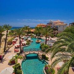 Отель Sheraton Grand Los Cabos Hacienda Del Mar бассейн фото 3