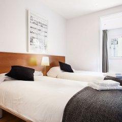 Отель Habitat Apartments Plaza España Испания, Барселона - отзывы, цены и фото номеров - забронировать отель Habitat Apartments Plaza España онлайн комната для гостей фото 4
