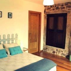 Отель A Casa dos Cancelos Испания, Вилагарсия-де-Ароза - отзывы, цены и фото номеров - забронировать отель A Casa dos Cancelos онлайн комната для гостей фото 4