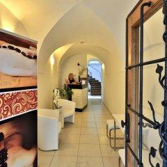 Отель Spa Carolline Прага интерьер отеля фото 3
