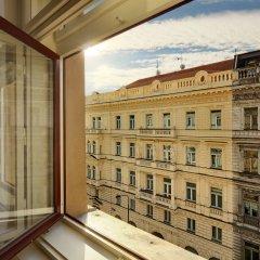 Отель Salvator Boutique Прага балкон