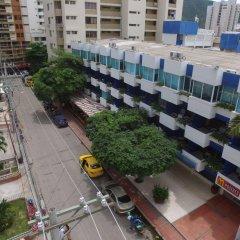 Отель Arhuaco Колумбия, Санта-Марта - отзывы, цены и фото номеров - забронировать отель Arhuaco онлайн балкон
