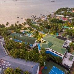 Отель Decameron Marazul - All Inclusive Колумбия, Сан-Андрес - отзывы, цены и фото номеров - забронировать отель Decameron Marazul - All Inclusive онлайн пляж