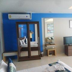 Отель Maya Koh Lanta Resort комната для гостей