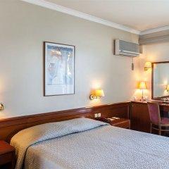 Coral Hotel Athens Афины сейф в номере