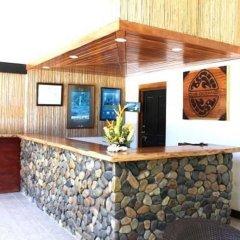 Отель Club Oceanus Вити-Леву интерьер отеля