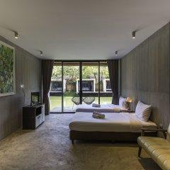 Отель Into The Forest Resort комната для гостей