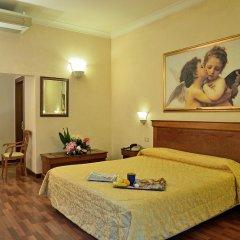 Отель Porta Faenza Hotel Италия, Флоренция - 2 отзыва об отеле, цены и фото номеров - забронировать отель Porta Faenza Hotel онлайн комната для гостей фото 5