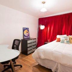 Отель NY071 2 Bedroom Apartment By Senstay США, Нью-Йорк - отзывы, цены и фото номеров - забронировать отель NY071 2 Bedroom Apartment By Senstay онлайн комната для гостей фото 3
