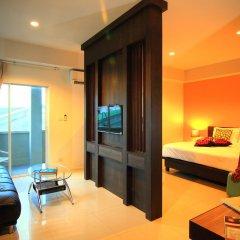 Отель Cool Residence 3* Номер Делюкс разные типы кроватей фото 4