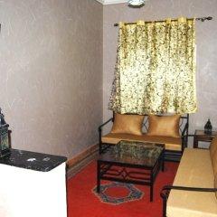 Отель Résidence Marwa Марокко, Уарзазат - отзывы, цены и фото номеров - забронировать отель Résidence Marwa онлайн комната для гостей фото 2