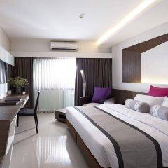 Отель Nine Forty One Бангкок комната для гостей фото 5