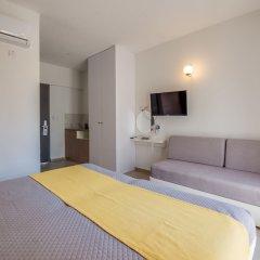 Отель Narcissos Waterpark Resort комната для гостей фото 5