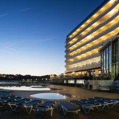 Отель Best Complejo Negresco Испания, Салоу - 8 отзывов об отеле, цены и фото номеров - забронировать отель Best Complejo Negresco онлайн пляж фото 2