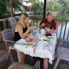 Отель Mahi Villa Шри-Ланка, Бентота - отзывы, цены и фото номеров - забронировать отель Mahi Villa онлайн питание фото 3