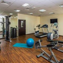 Отель Bin Majid Nehal фитнесс-зал фото 4