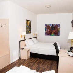 Отель Prinsen Hotel Дания, Алборг - отзывы, цены и фото номеров - забронировать отель Prinsen Hotel онлайн комната для гостей фото 6