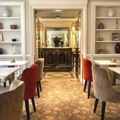 Отель Westminster Opera Париж гостиничный бар
