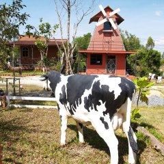 Отель Cowboy Farm Resort Pattaya фитнесс-зал