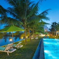 Отель Water Coconut Boutique Villas бассейн фото 2